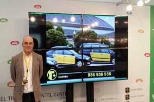 Feria del taxi 2015