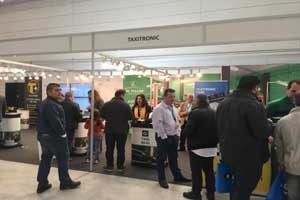 Taximes feria taxi 2015 stand 2