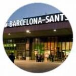 Taxi Barcelona Sants