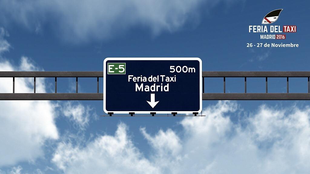 Feria Taxi Madrid 2016
