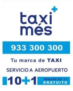 Promoción taxi aeropuerto barcelona