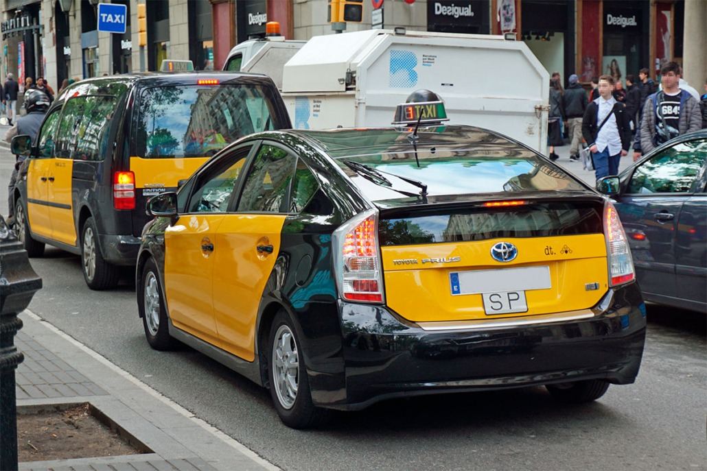 Taxi Ecológico Barcelona | Reservar Taxi Barcelona ecológico
